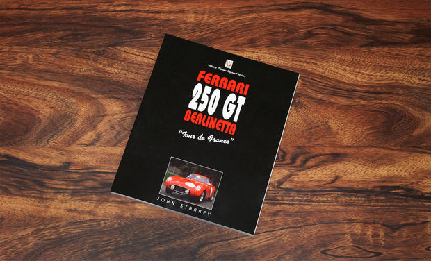 Ferrari 250 GT Tour de France (Book) - ROSSOautomobili