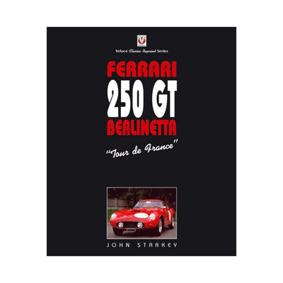 Ferrari 250 GT Tour de France (Book)