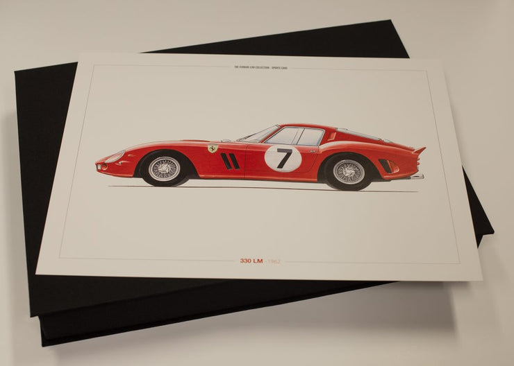 Ferrari Sports Car Box Set - ROSSOautomobili