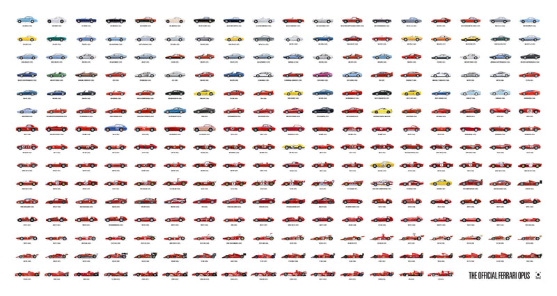 60 Years of Ferrari