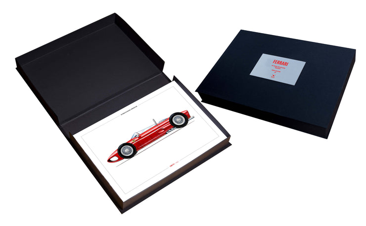 Ferrari Single Seater Box Set - ROSSOautomobili