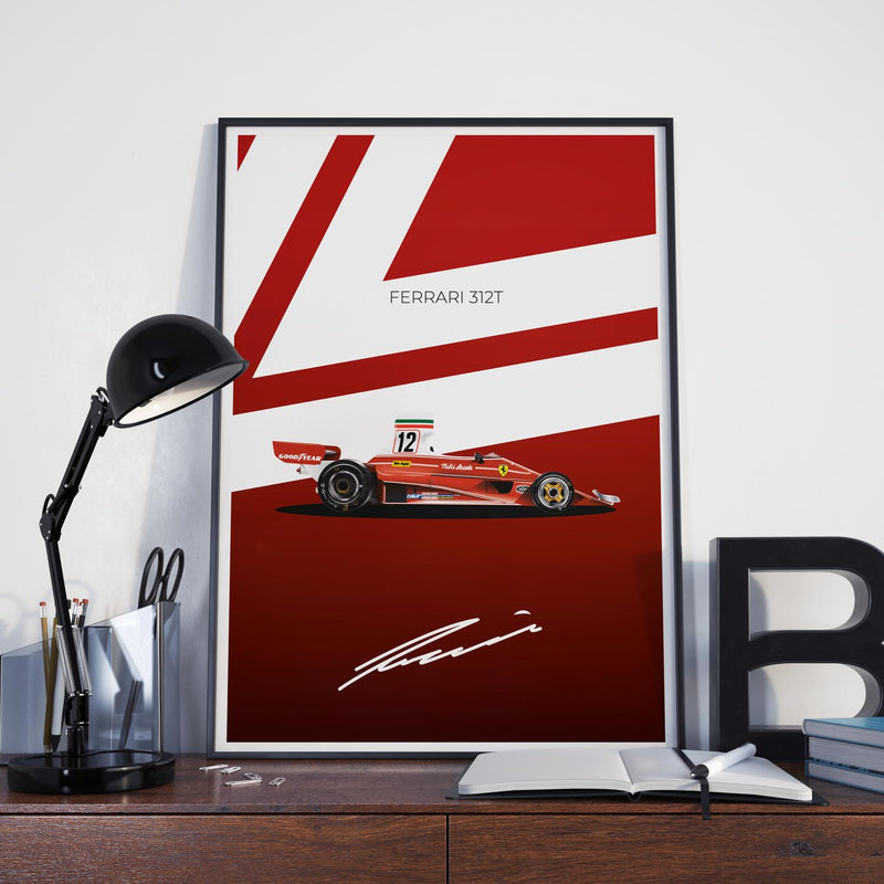 Ferrari 312T by OmacDesign