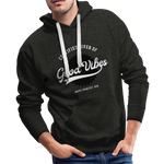 Good Vibes Giver - Men's Premium Hoodie - charcoal gray
