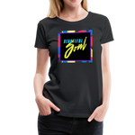 Beautiful Soul - Women's Premium T-Shirt - black