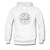 Great Outdoors - Men's Hoodie - white