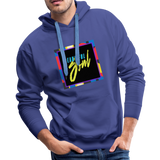 Beautiful Soul - Men's Premium Hoodie - royalblue
