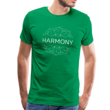 Harmony - Men's Premium T-Shirt - kelly green