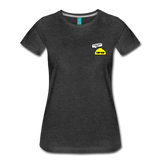Good Vibes Only - Women's Premium T-Shirt - charcoal gray