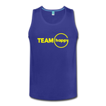 Team Happy - Men's Premium Tank - royal blue