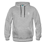 Peace Out - Men's Premium Hoodie - heather gray