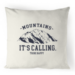 It's Calling - 100% Linen Cushion Cover