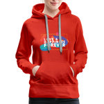 Love & Happiness Forever - Women's Premium Hoodie - red