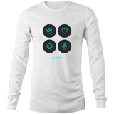 Icons - Long Sleeve T-Shirt