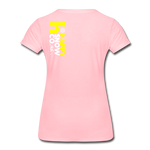Happy - Women's Premium T-Shirt - pink