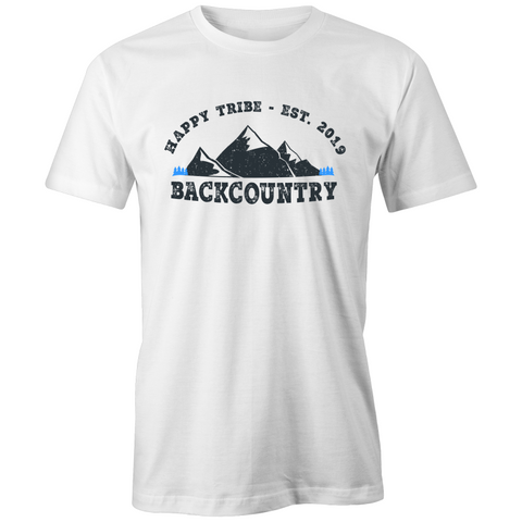 Happy Tribe Backcountry - Classic Tee