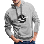 Good Vibes Giver - Men's Premium Hoodie - heather gray