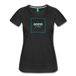 Good Vibes - Women's Premium T-Shirt - black