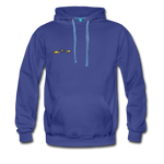 Happy Outdoors - Men's Premium Hoodie - royalblue