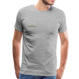 Happy Outdoors - Men's Premium T-Shirt - heather gray