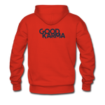 Good Karma - Men's Premium Hoodie - red