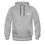 Good Vibes Everyday All Day  - Men's Premium Hoodie - heather gray