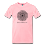 Breathe - Men's Premium T-Shirt - pink