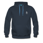 Peace Out - Men's Premium Hoodie - navy
