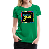 Beautiful Soul - Women's Premium T-Shirt - kelly green