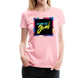 Beautiful Soul - Women's Premium T-Shirt - pink