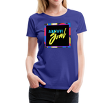 Beautiful Soul - Women's Premium T-Shirt - royal blue