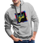 Beautiful Soul - Men's Premium Hoodie - heather gray
