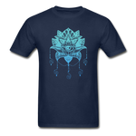 Karma Eye - Adult Tagless T-Shirt - navy