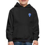 Enjoy Every Moment - Kids' Premium Hoodie - black