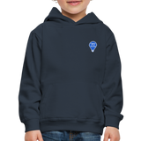 Enjoy Every Moment - Kids' Premium Hoodie - navy