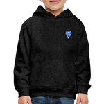 Enjoy Every Moment - Kids' Premium Hoodie - charcoal gray