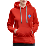 Enjoy Every Moment - Women's Premium Hoodie - red