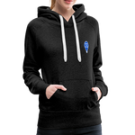 Enjoy Every Moment - Women's Premium Hoodie - charcoal gray