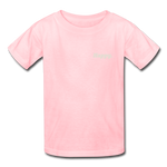 Happy. - Kids' T-Shirt - pink