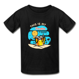 This Is My Vacation T-Shirt - Youth - black