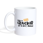 Have A Cracker - Coffee/Tea Mug - white