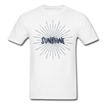 Sunshine -  Adult T-Shirt - white