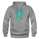 Enjoy The Ride - Heavy Blend Adult Hoodie - graphite heather