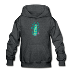 Enjoy The Ride -  Heavy Blend Youth Hoodie - deep heather