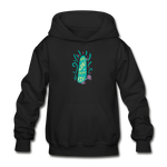 Enjoy The Ride -  Heavy Blend Youth Hoodie - black