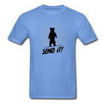 Send It - Tagless T-Shirt - carolina blue