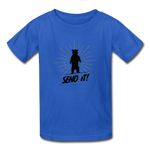 Send It! - Ultra Cotton Youth T-Shirt - royal blue