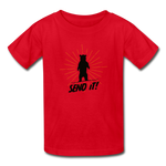 Send It! - Ultra Cotton Youth T-Shirt - red