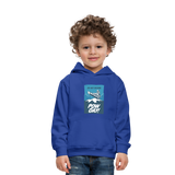 Pow Day - Kids' Premium Hoodie - royal blue