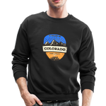 Colorado Is Calling - Crewneck Sweatshirt - black