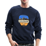 Colorado Is Calling - Crewneck Sweatshirt - navy